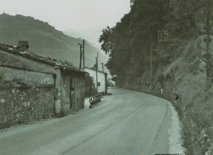 """Vi ricordate le case del COMASTRINO, che furono demolite per ampliare la """"Fondovalle""""?"""