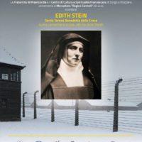 """PER IL """"GIORNO DELLA MEMORIA 2019"""" la Misericordia di Borgo a Mozzano ricorderà la figura di Edith Stein,"""