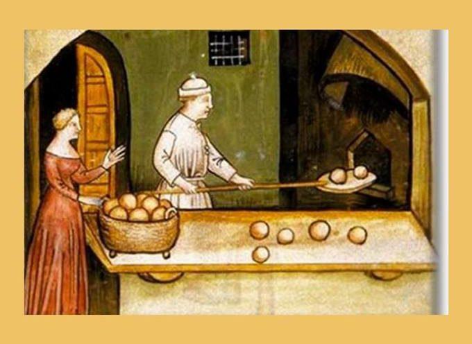 Franco Cardini presenta: Il Medioevo a tavola a Scrivere il cibo