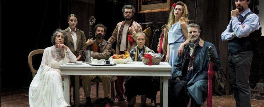 """Al teatro dei Differenti di Barga va in scena  """"Uno Zio Vanja"""""""