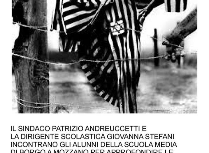 Giornata della Memoria 2019  A  Borgo a Mozzano.