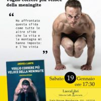 Andrea Lanfri presenta il suo libro a LuccaLibri