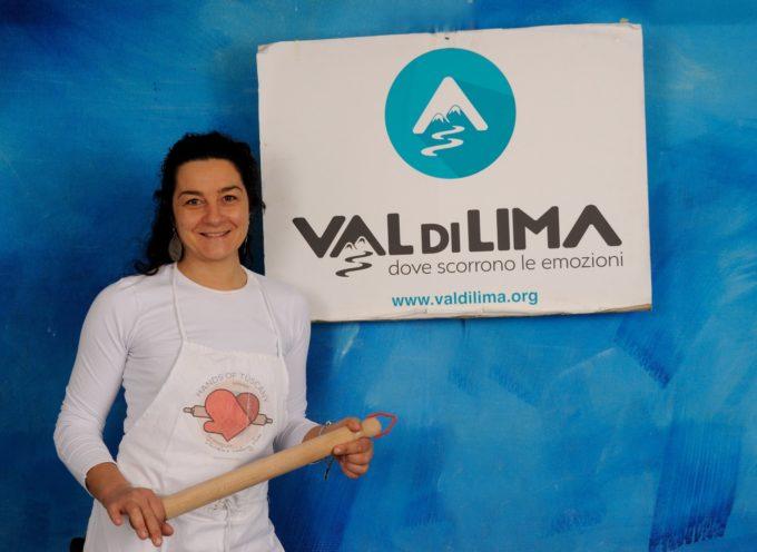 VAL DI LIMA – in trasferta!! Daniela Barsellotti dell'agriturismo Pian di Fiume è stata selezionata per tenere lezioni di cucina tipica
