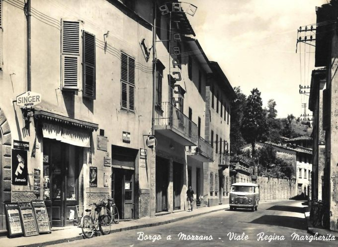 Cartoline del Borgo a mozzano