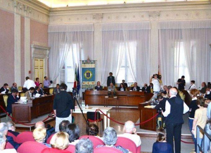 Consiglio Provinciale a  Lucca.. LUNEDI' 28 GENNAIO alle ore 17:30 Presso la Provincia di Lucca