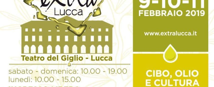 LUCCA – CIBO OLIO E CULTURA