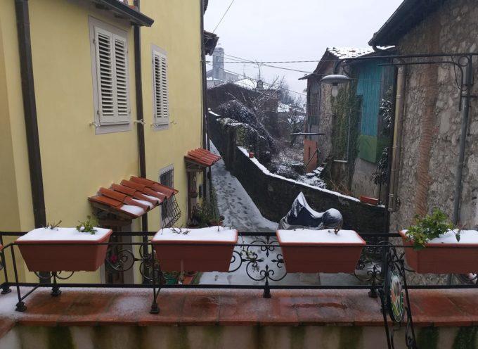 IL SINDACO DEL BORGO A MOZZANO – 3 ringraziamenti per la neve.