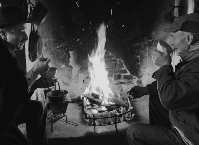 l'inverno – una chiaccherata al canto del fuoco
