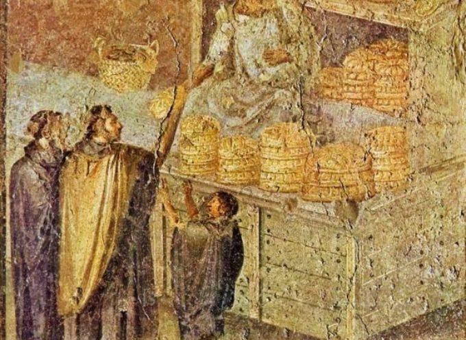 Nell'Antica Roma, 7 Febbraio: Fornacalia, per la Dea del forno, con neppure tanto nascosti, risvolti sessuali