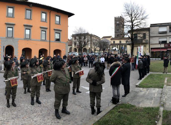 Onore ai 10 bersaglieri caduti nella Prima Guerra Mondiale