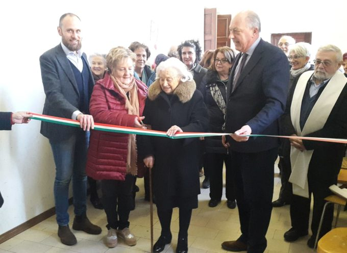 L'associazione San Vincenzo ha una nuova sede in via Pisana a Sant'Anna
