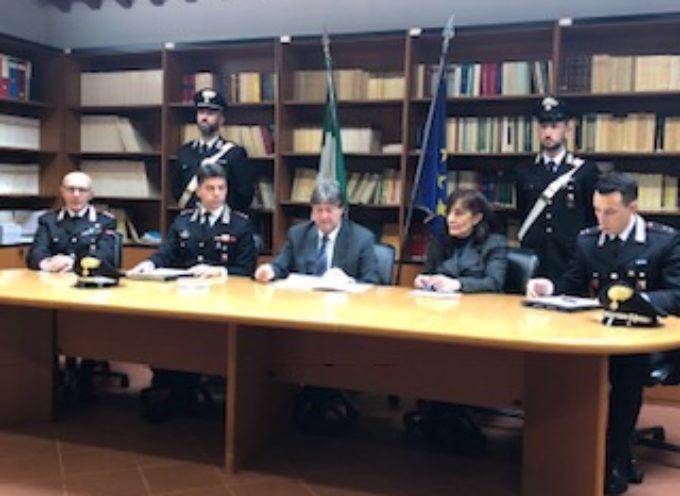 Arresto lampo dei Carabinieri per il rapinatore seriale con la pistola al peperoncino