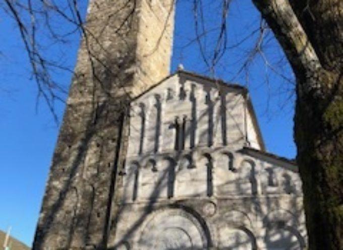 Le Chiese, le Pievi e i luoghi di culto sulle rive del Serchio  Terza Puntata – La Pieve di S. Cassiano di Controne    2° Parte
