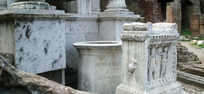 Nell'Antica Roma, 11 gennaio: Iuturnalia in onore di Giuturna, Dea delle sorgenti