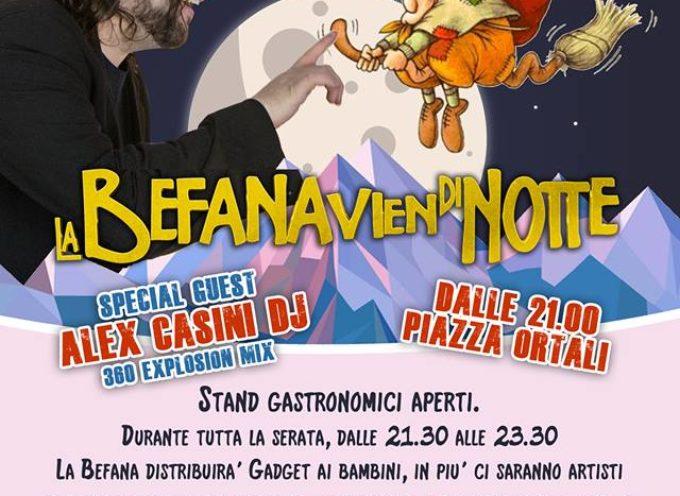 """A Levigliani…""""La Befana vien di notte"""""""