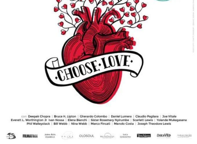 AD ARTE' LA PROIEZIONE DEL DOCU-FILM 'CHOOSE LOVE' DI THOMAS TORELLI