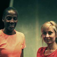"""Teatro: sabato 19 gennaio Fiona May e Luisa Cattaneo corrono la """"Maratona di New York"""" sul palco del Teatro Jenco // ore 21.00 a Viareggio (via Menini, 51)"""