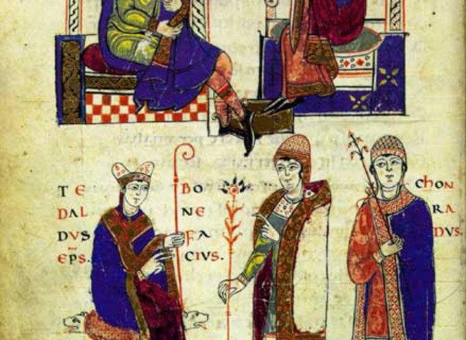 Viaggiare nell'età di Matilde. La Val di Lima e la viabilità medievale