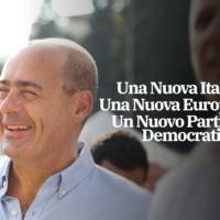 """PD, una """"Piazza Grande"""" anche in Versilia. Nasce il comitato a sostegno di Zingaretti"""