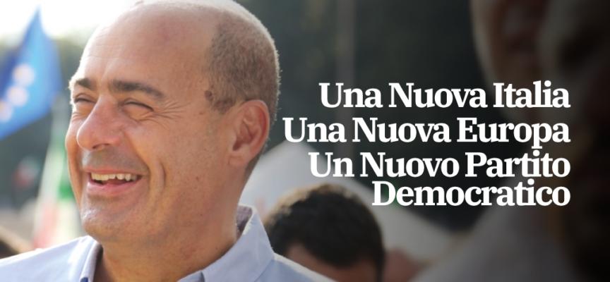 La soddisfazione di Zingaretti:la linea politica del Pd èl'unica utile a vincere le elezioni
