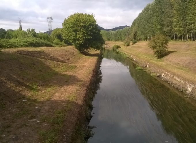 Canale Ozzeri: oltre 170 mila euro per manutenzione e risanamento ambientale