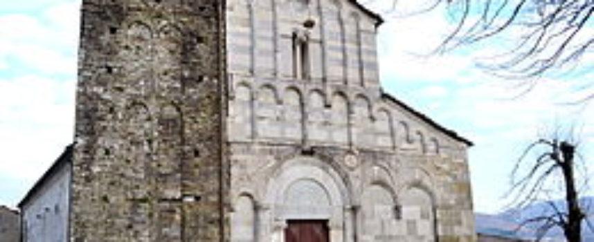 Le Chiese, le Pievi e i luoghi di culto sulle rive del Serchio  Terza Puntata – La Pieve di S. Cassiano di Controne