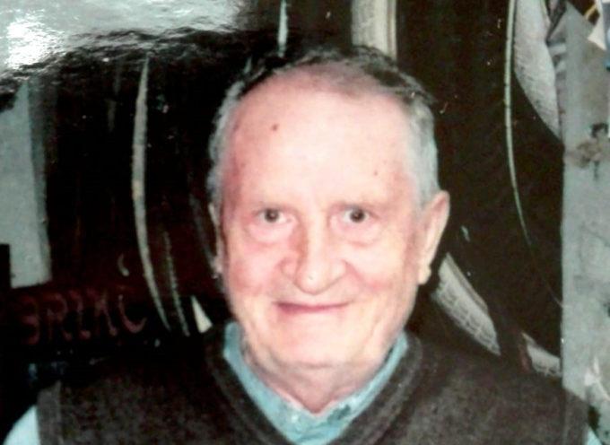 Porcari in lutto per la scomparsa di Francesco Ramacciotti DETTO PUCEFANO