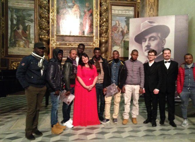 Il Festival accoglie 13 richiedenti asilo al concerto serale all'Oratorio di San Giuseppe