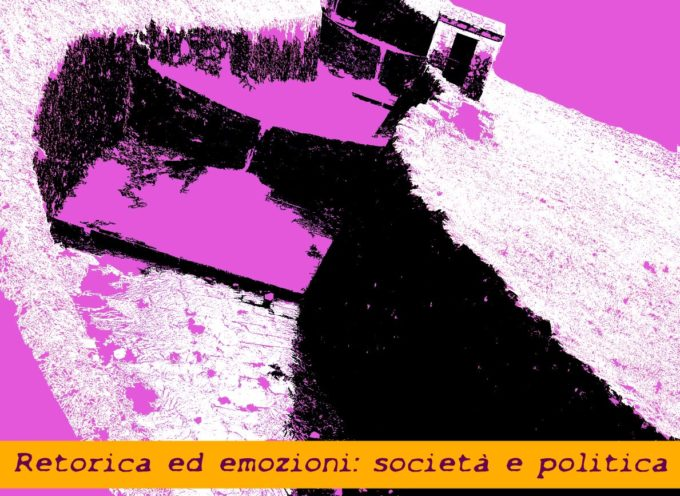 """ARTEMISIA – """" LE EMOZIONI CHE MUOVONO IL MONDO"""" LA CONFERENZA 'RETORICA ED EMOZIONI: SOCIETA' E POLITCA'"""