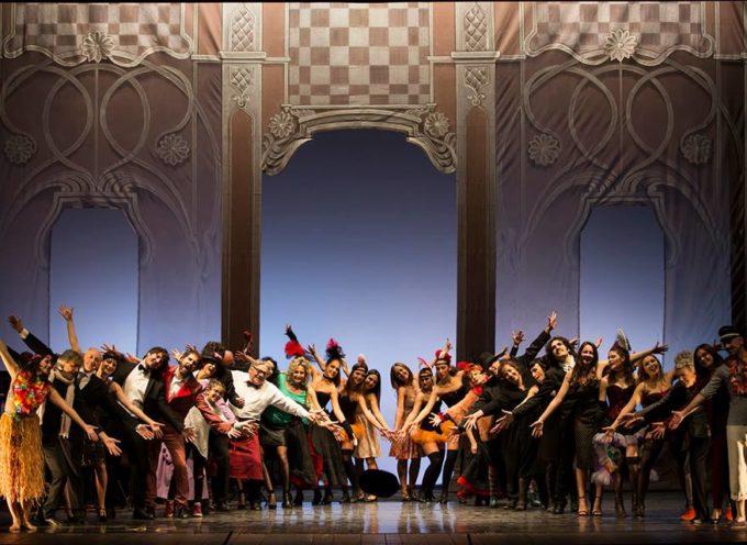 Teatro Giovani da tutto esaurito: e il Giglio applaude Varietà!