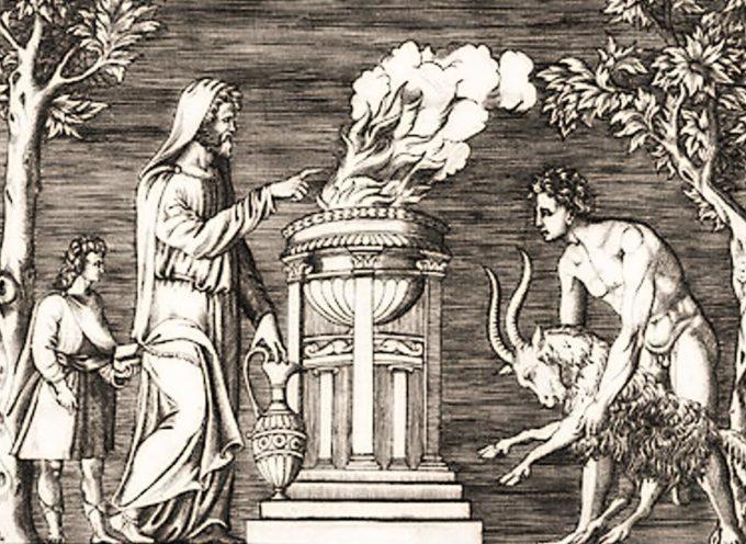 Nell'Antica Roma, 9 Gennaio: Agonalia in onore di Giano