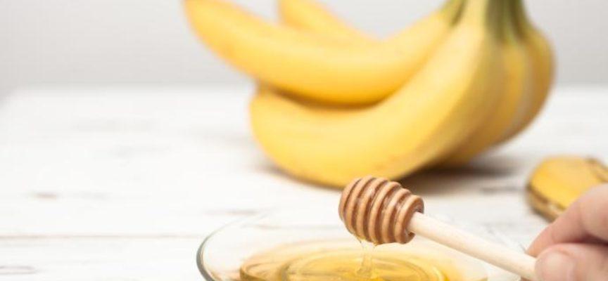 Tosse? Prova questo rimedio naturale con banana e miele