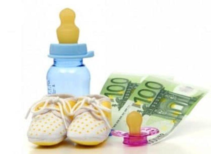 Il Comune di Pietrasanta  festeggia i bambini nati  con il nuovo bonus di 200 euro.