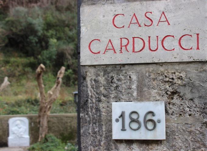 Riapre Casa Carducci a Valdicastello,nuovo orario e tante novità per la dimora del premio Nobel per la Letteratura