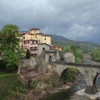 La Via del Volto Santo in Garfagnana, prima tappa!