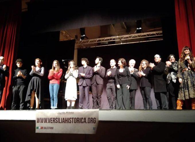 Seravezza: posti in piedi alla VI^edizione del Concerto Augurale dell´Epifania