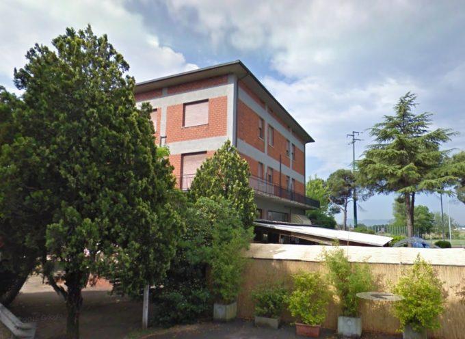 PORCARI – Nuovo sgombero dell'ex albergo Corallo a Rughi