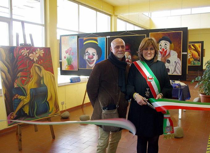 CAPANNORI – Inaugurata la mostra del pittore Raffaele Antonucci