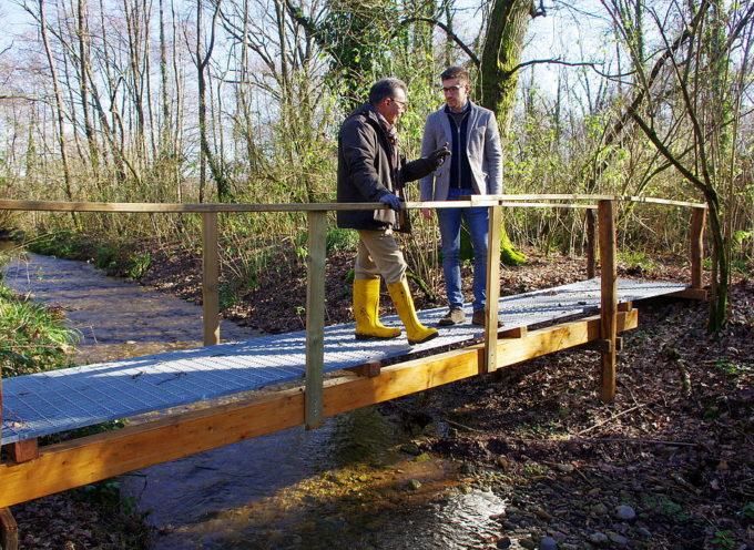 """Oasi Wwf """"Bosco del Bottaccio"""", conclusi i lavori di manutenzione straordinaria. L'area riaprirà il 4 febbraio"""