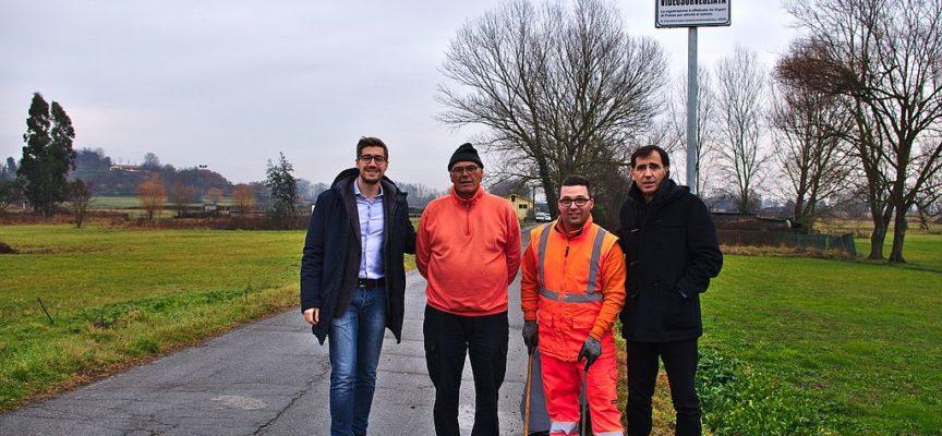 CAPANNORI – Spazzamento di strade e verde pubblico nei paesi: operativa la squadra speciale