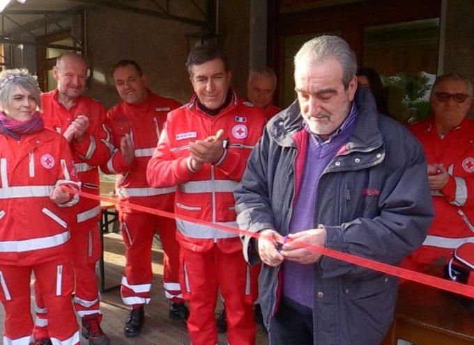 Inaugurato un nuovo defibrillatore in Val di Lima