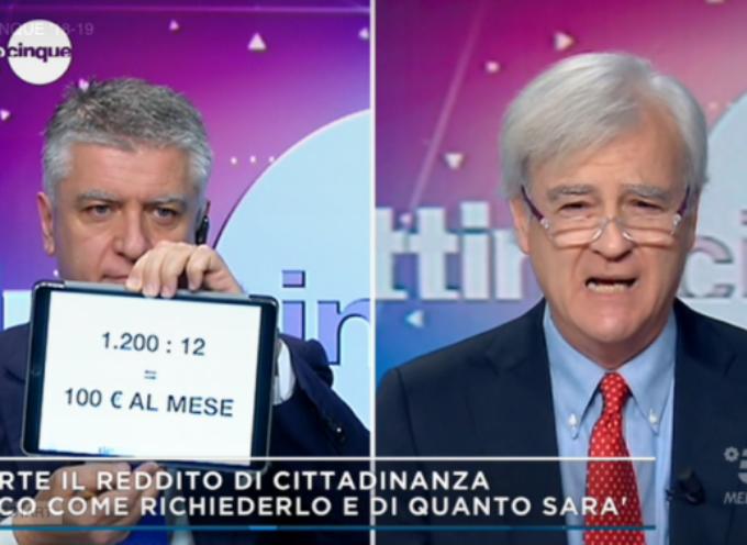 MANOVRA: MALLEGNI (FI), BELLO SPOT MA GRANDE BUFALA. ITALIANI SE NE RENDERANNO CONTO NEI PROSSIMI MESI