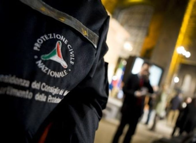 Protezione Civile, nuove modalità di rimborso per i volontari