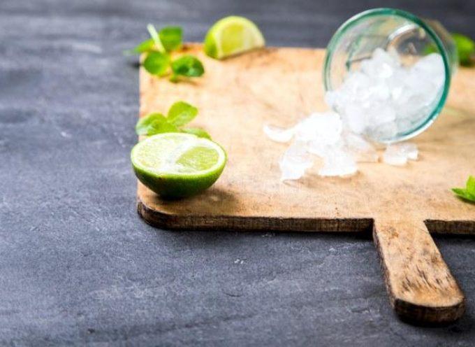 Ritiro ghiaccio tritato: allarme batteri nei cocktail