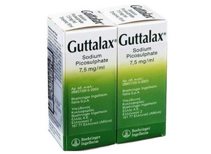 Guttalax, maxi richiamo: disposto il ritiro di 11 lotti per adulti e bambini
