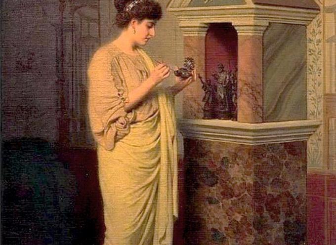 Nell'Antica Roma, 31 gennaio: PENATIS, Festa in onore degli Dei Penati
