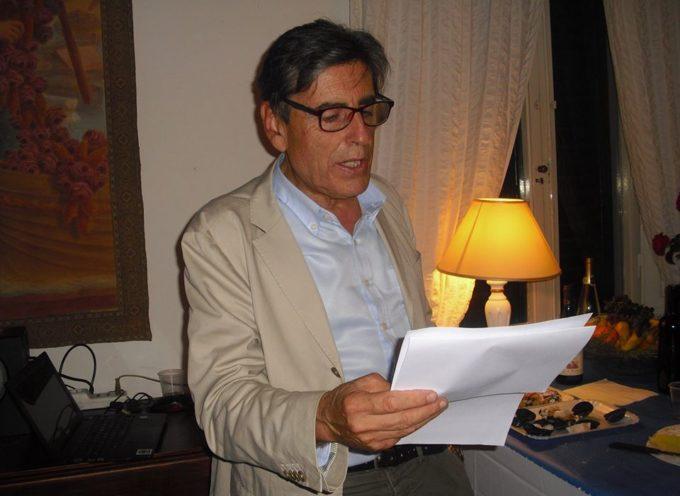 a Villa Le Sughere al Marginone di Altopascio presentazione del libro di Franco Donatini