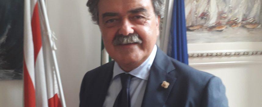 Scannerini vicecoordinatore regionale dei giovani azzurri. Congratulazioni di Maurizio Marchetti