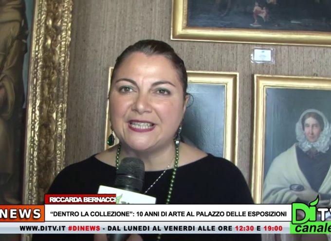 """""""Dentro la collezione"""": 10 anni di arte al Palazzo delle Esposizioni[video]"""