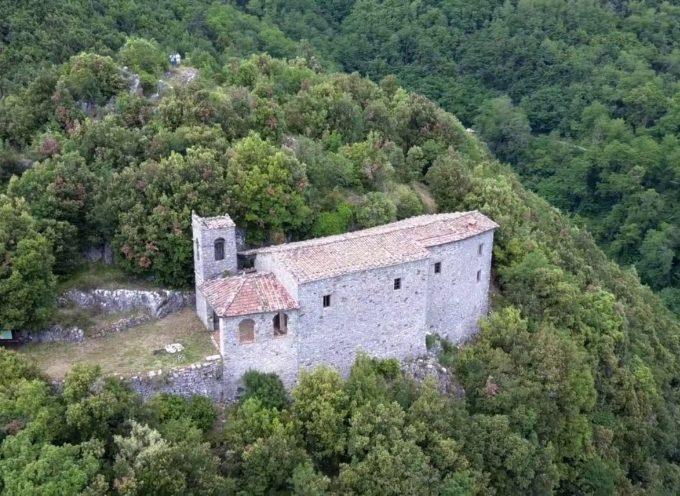 Eremo Romitorio di Sant' Ansano, Lucignana (Coreglia Antelminelli)